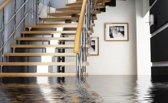Что делать если затопили квартиру