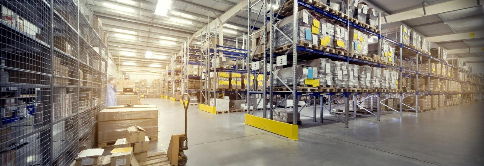 оценка складских помещений