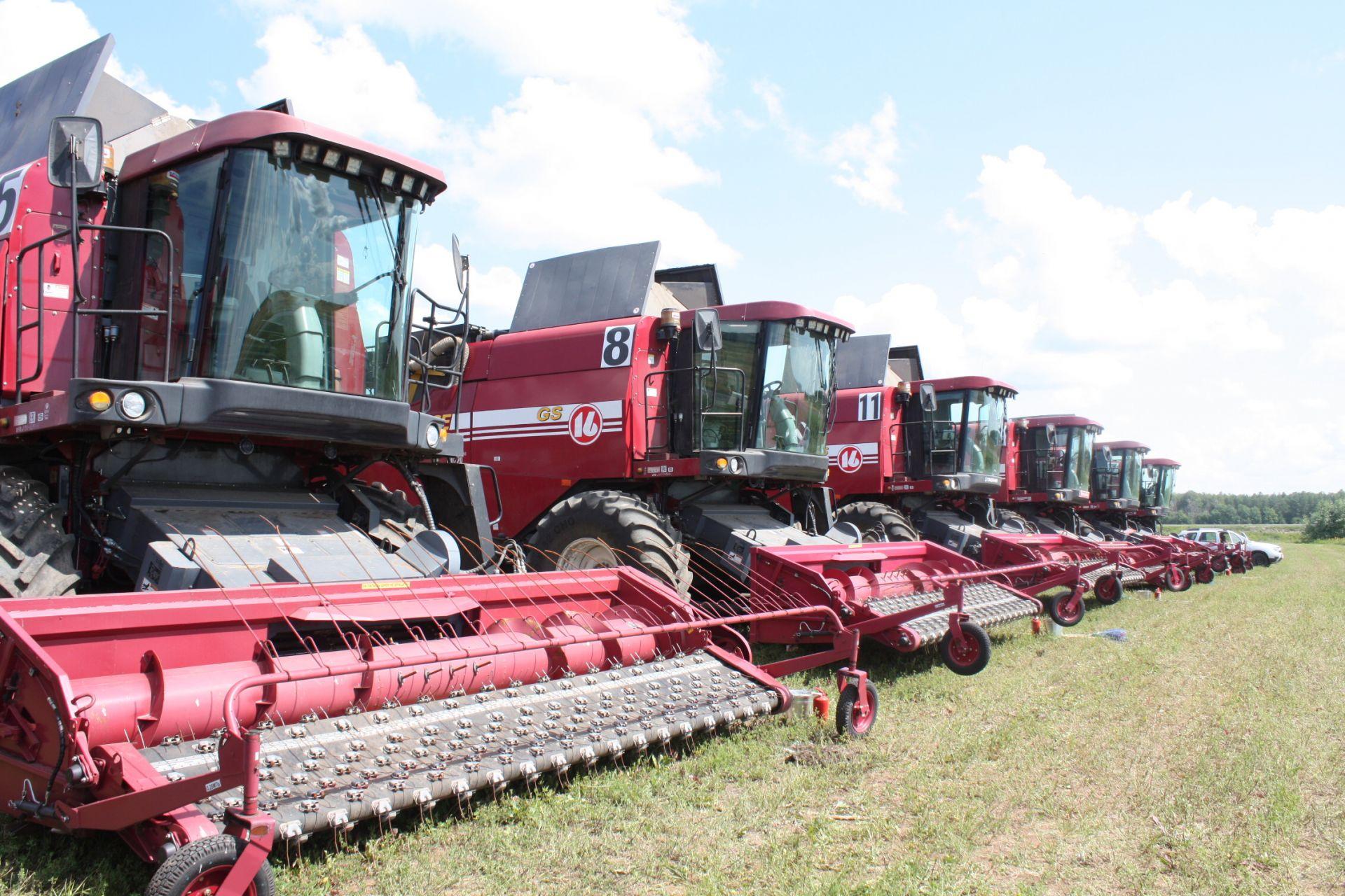 оценка сельскохозяйственной техники