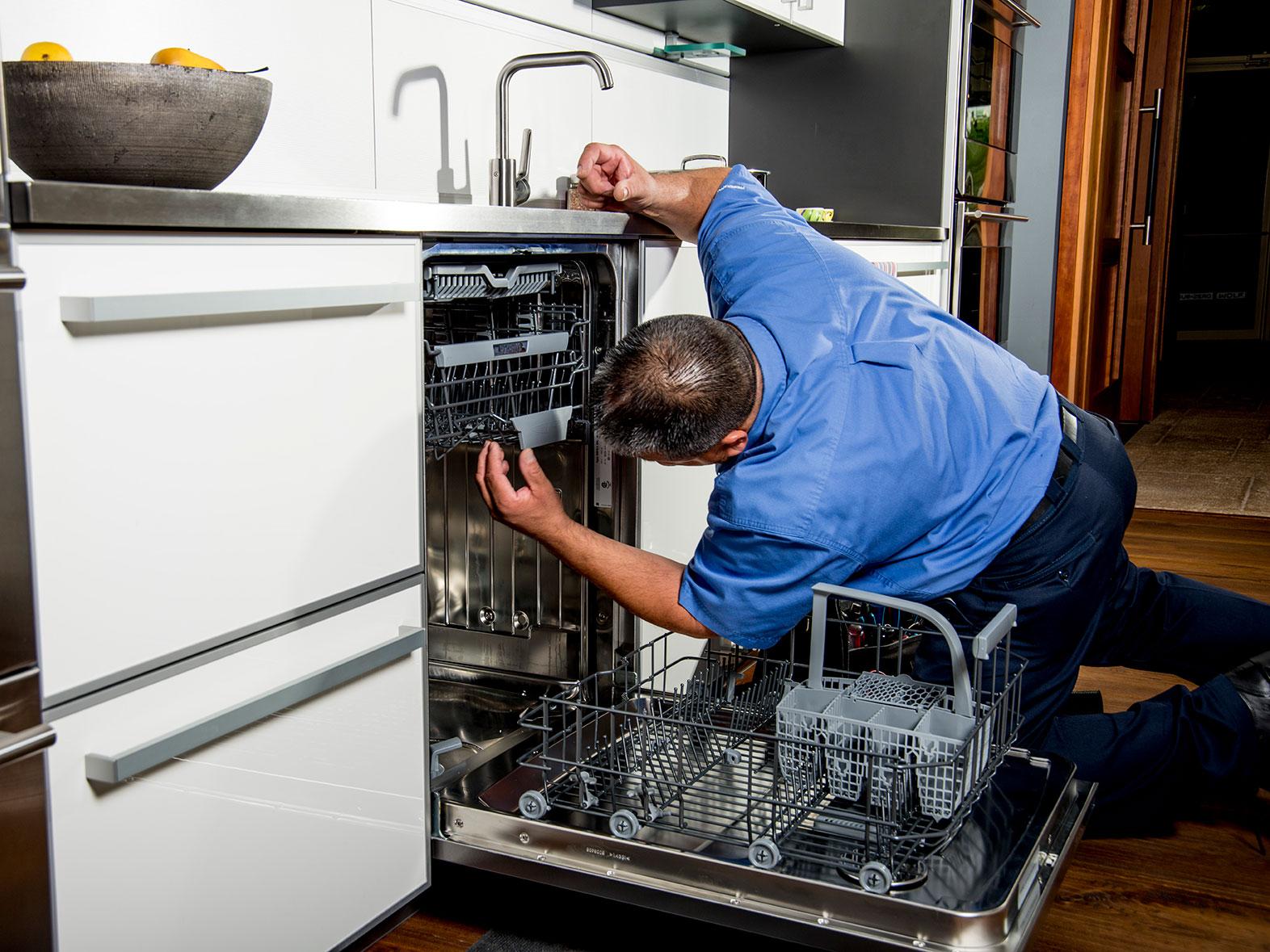 экспертиза посудомоечной машины